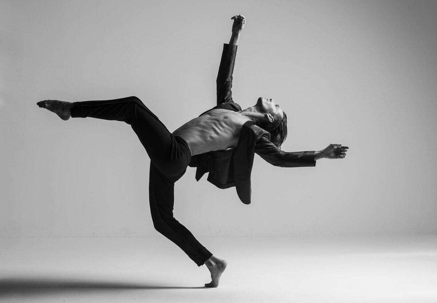 La poésie des mouvements par Julien Benhamou