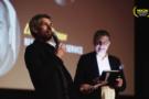 Remise de prix du Nikon Film Festival avec Jacques Gamblin (Président du Jury) Nikon Geste