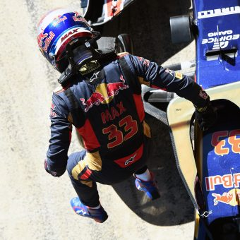F1 Nikon Mark Sutton
