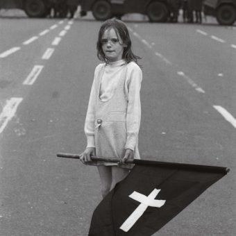 Christine Spengler Nikon Irlande du Nord