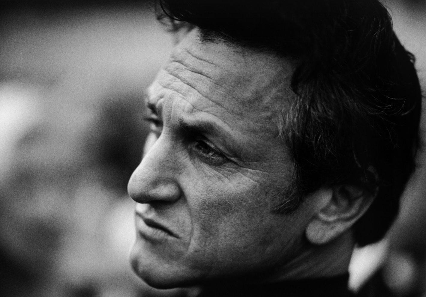 Stéphane Kossmann Sean Penn Nikon Cannes