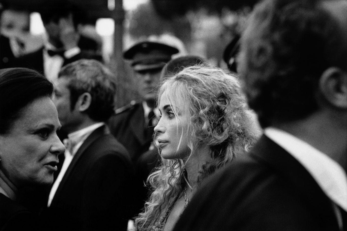 Stéphane Kossmann Emmanuelle Béart Nikon Cannes