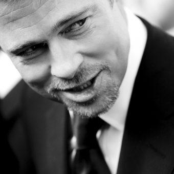 Stéphane Kossmann Brad Pitt Nikon Cannes