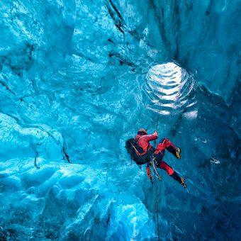 marsel van oosten islande glacier Nikon