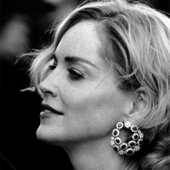 Stéphane Kossmann Sharon Stone Nikon Cannes