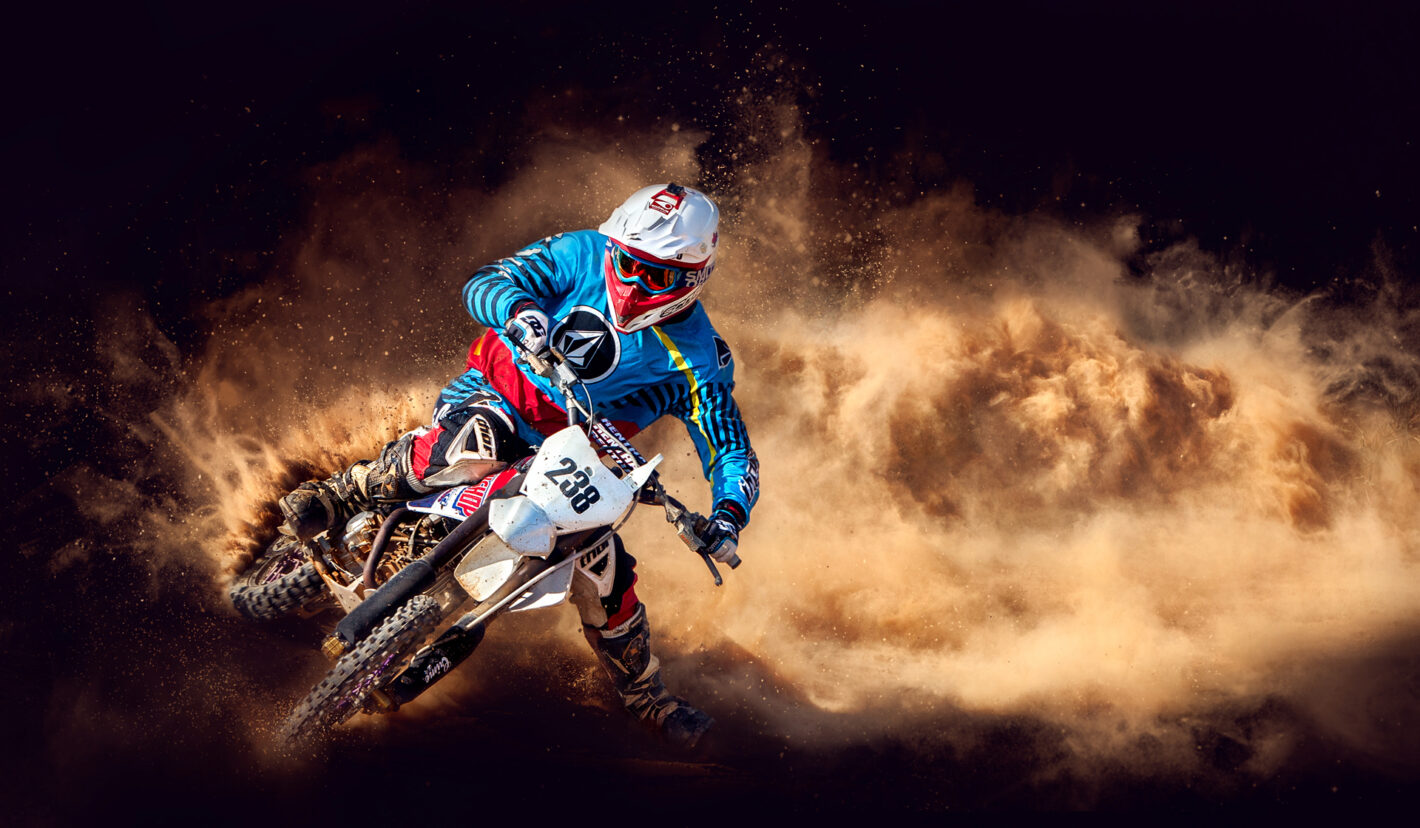 Nikon Sports Pitbike Sébastien Gaborit