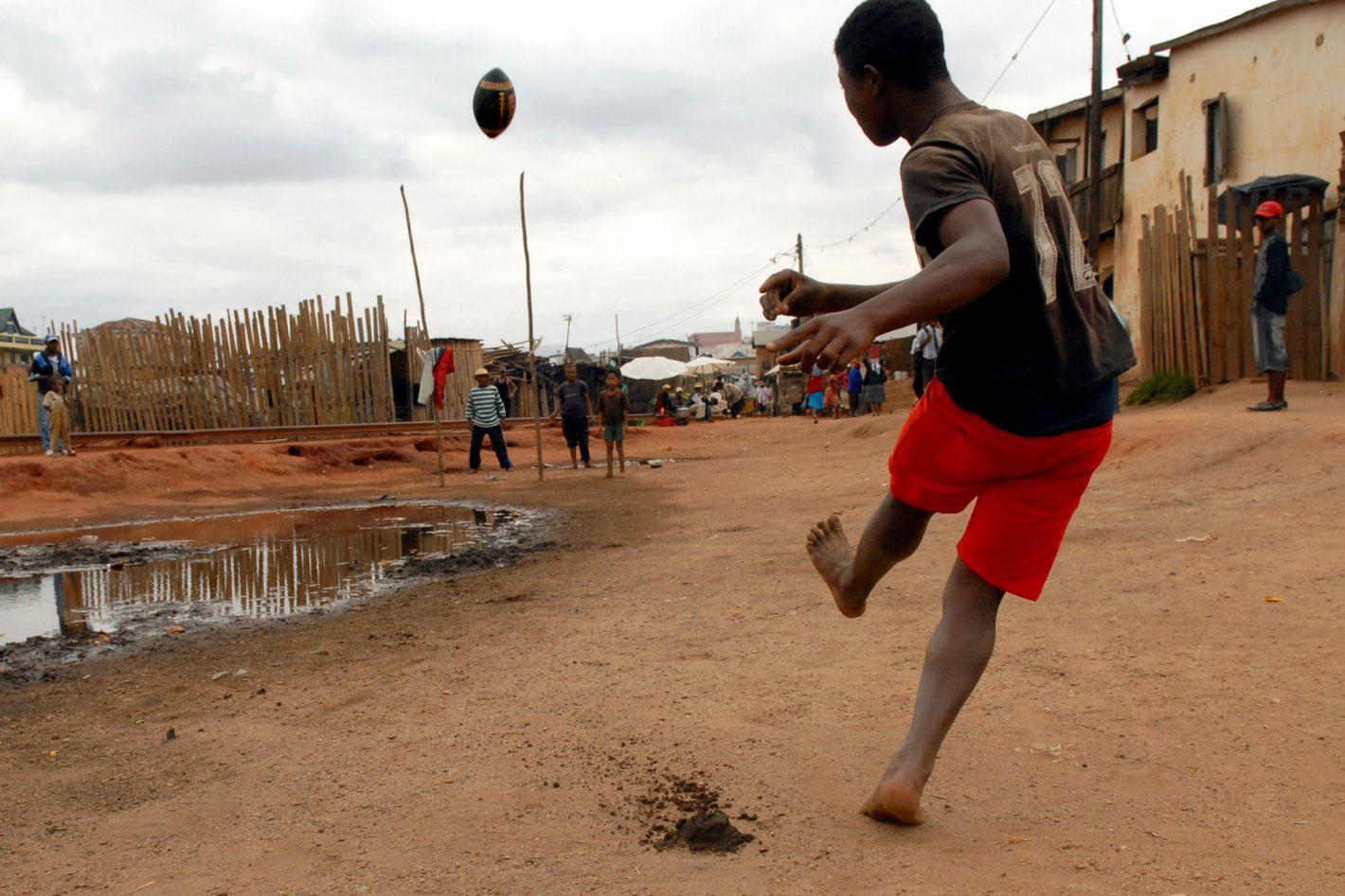 Nikon Sports Madagascar Rugby François Philiponeau