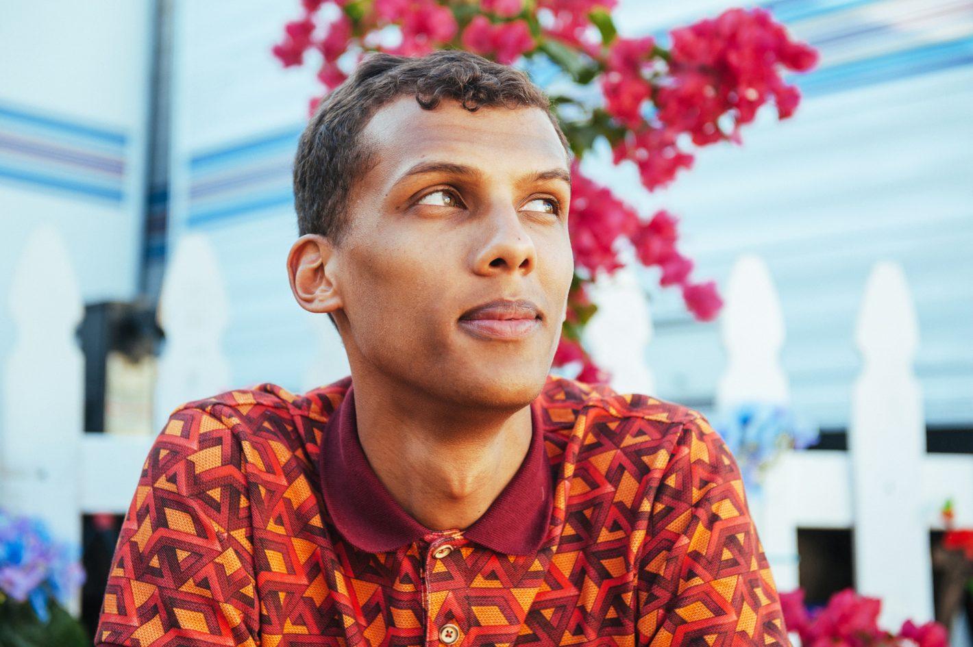 Stromae par Gaelle Beri (2015)