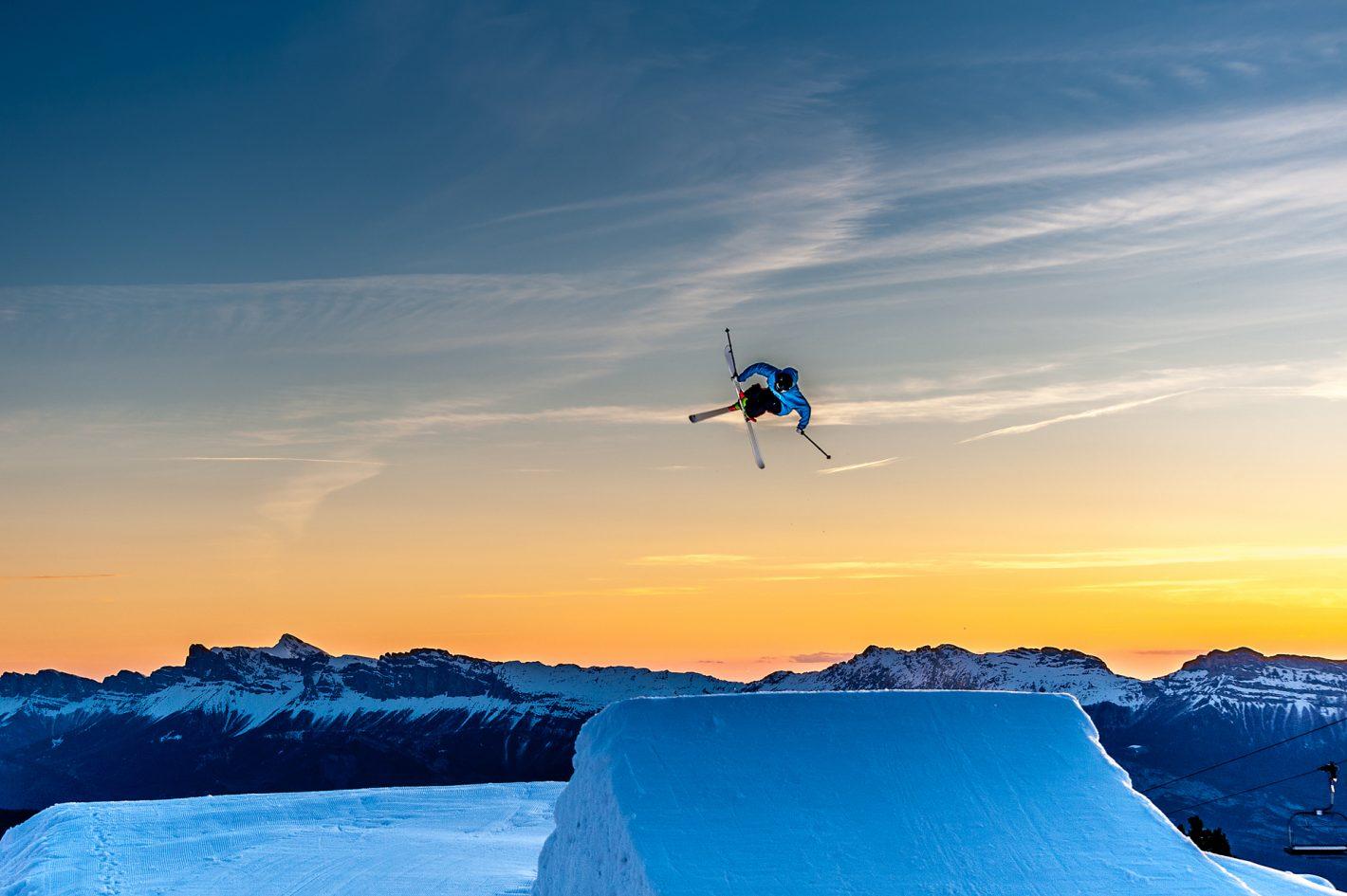 Nikon Sports Ski Kevin Roland Vincent Tim
