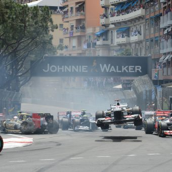 2012 Accident Grosjean 3