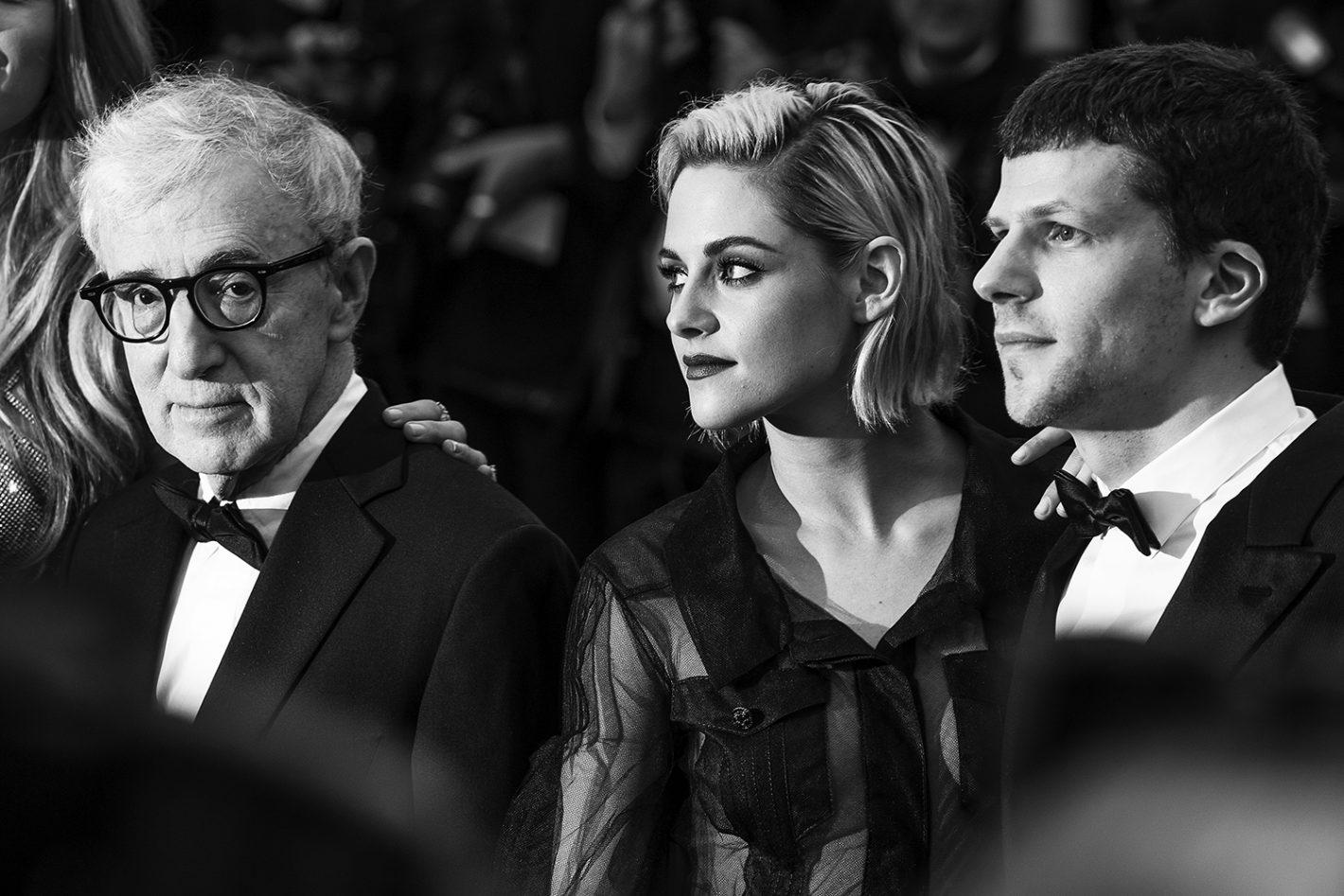 Festival de Cannes 2016 - Woody Allen, Kristen Stewart & Jesse Eisenberg - Nikon D5