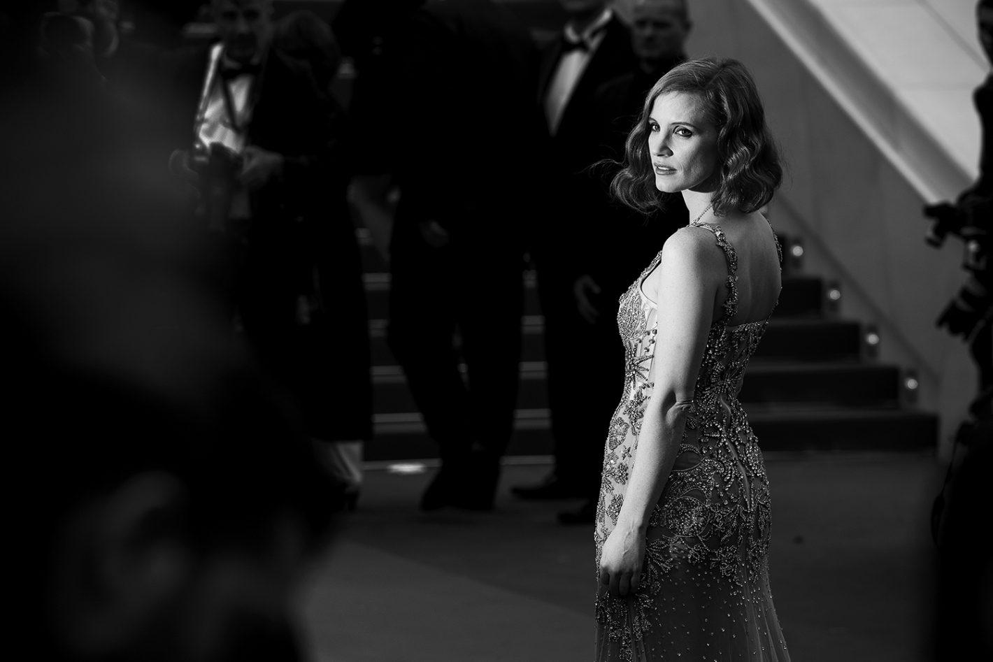 Festival de Cannes 2016 - Jessica Chastain - Nikon D5