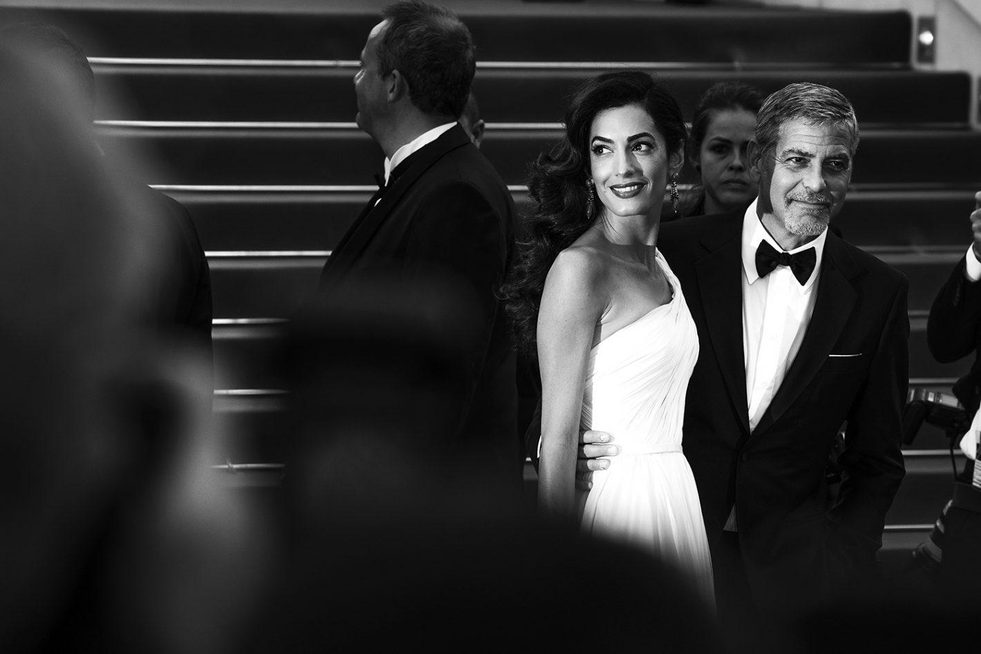Festival de Cannes 2016 - Georges Clooney - Nikon D5