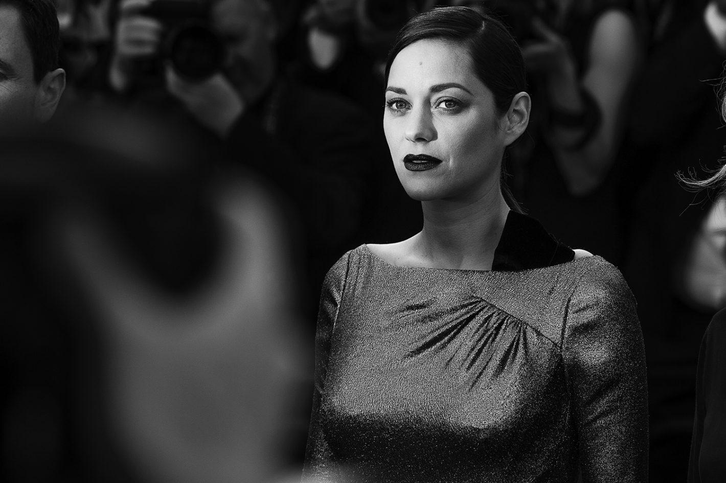 Festival de Cannes 2016 - Marion Cotillard - Nikon D4S