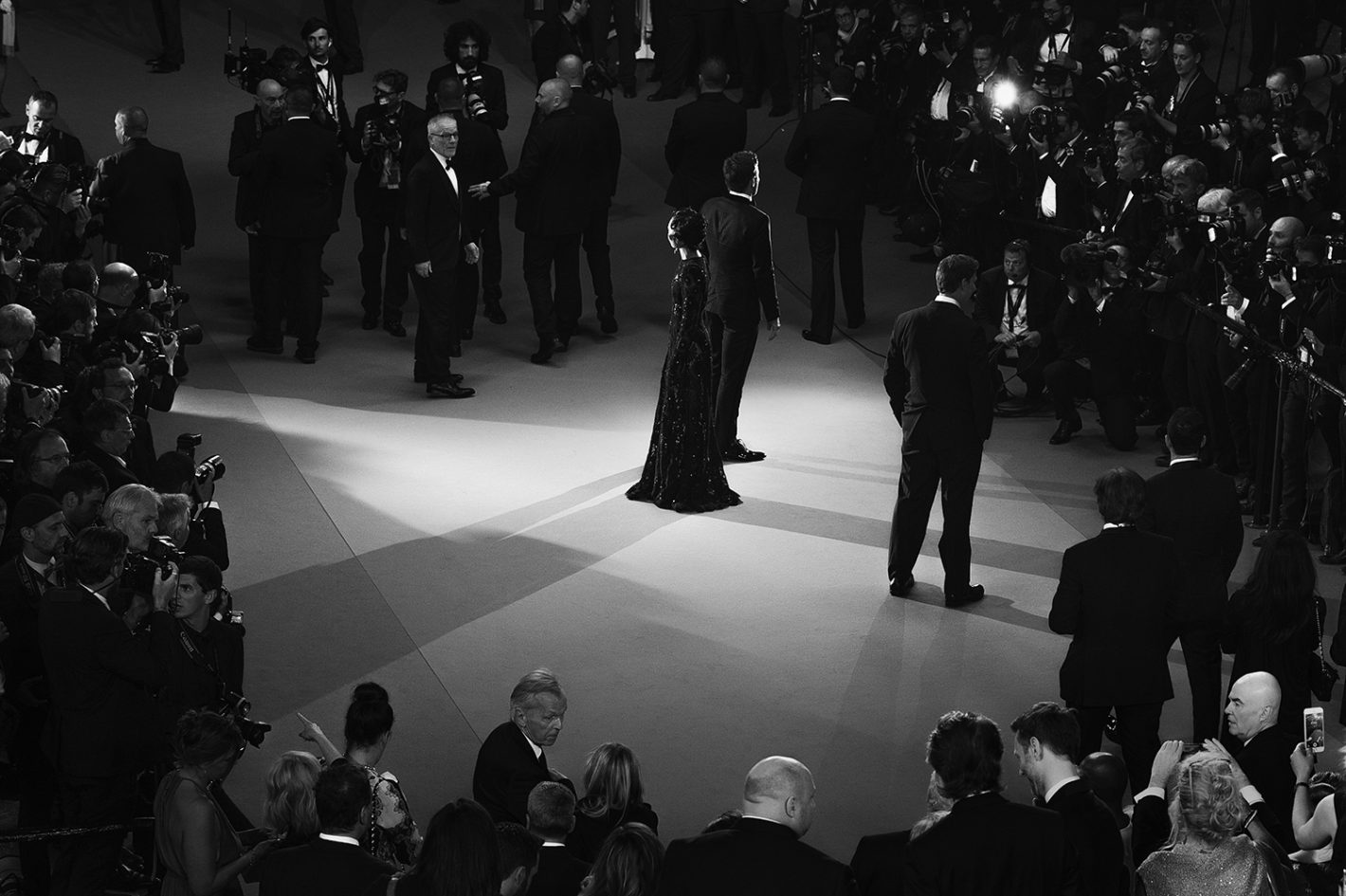 Festival de Cannes 2016 - Joel Edgerton & Ruth Negga - Nikon D4S