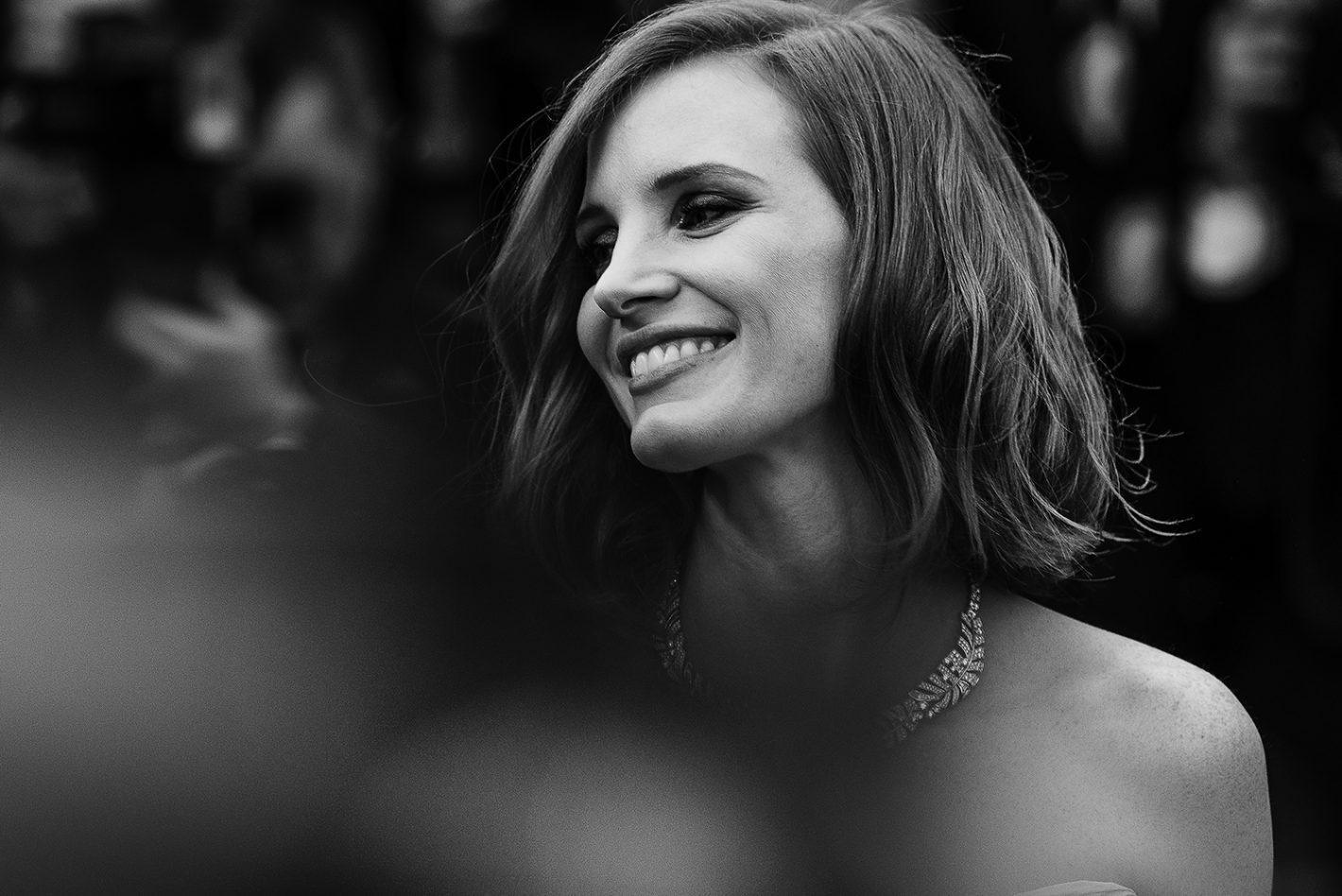 Festival de Cannes 2016 - Jessica Chastain - Nikon D800