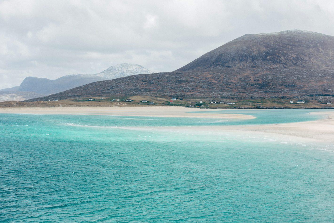 Ecosse Luskentyre beach