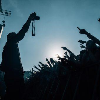 Nikon D500 Reporters Music Festival Photo par Caroline Grimpel