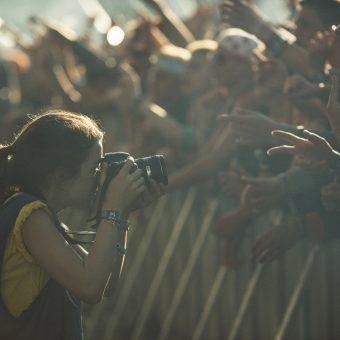 Nikon D500 Reporters Music Festival Photo par William K