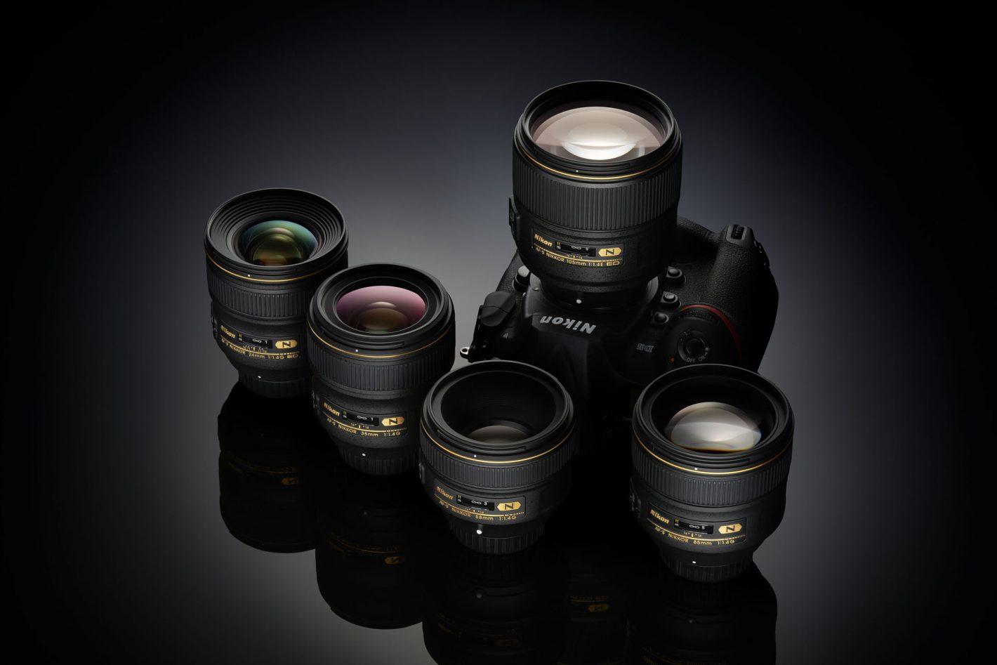 Nano Crystal Nikon Nikkor 105 mm