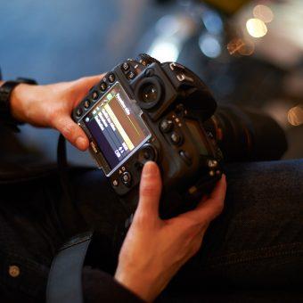 Prise en mains Reflex Nikon School