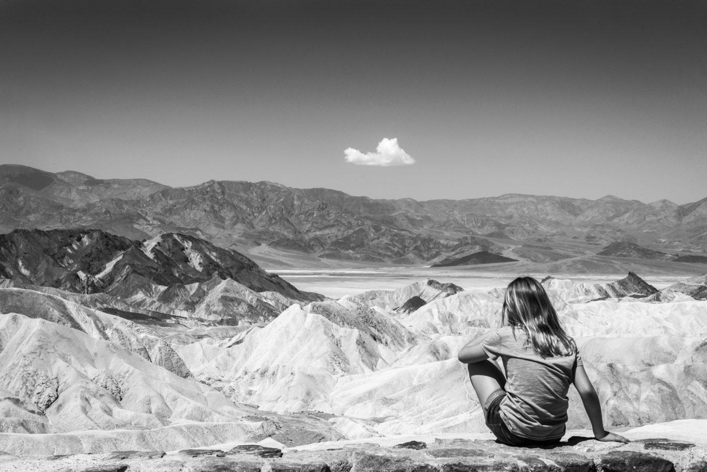 Nikon Voyages Death Valley