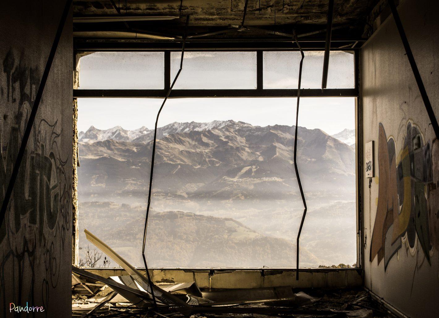 Nikon Voyages Vue sur l'oubli