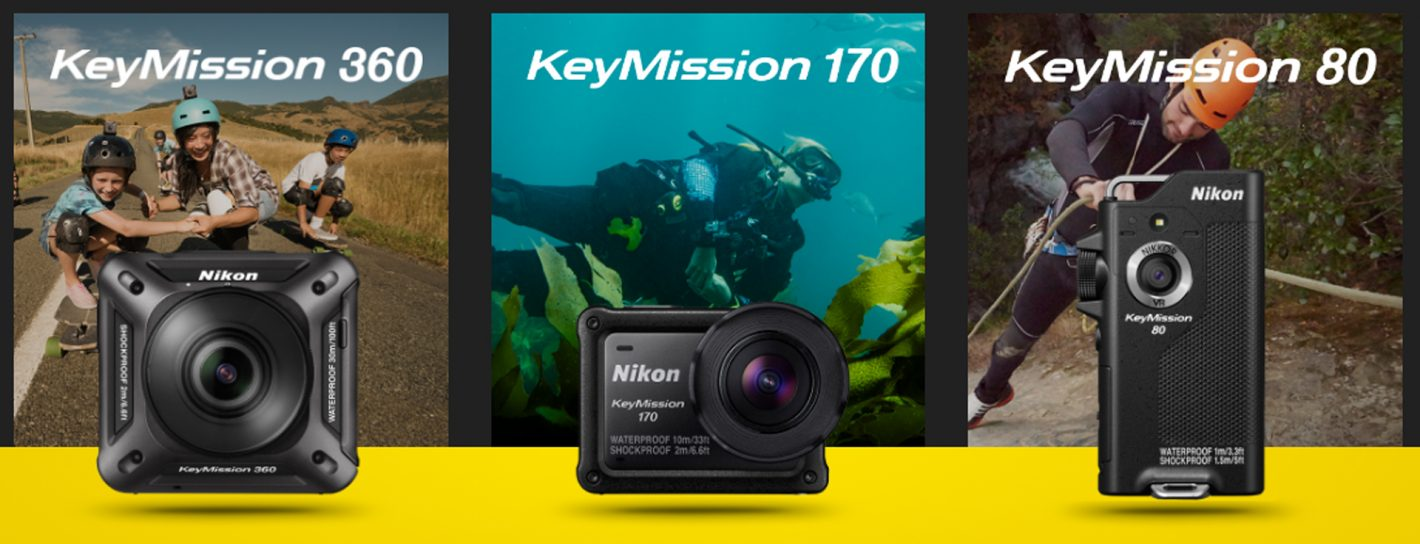 Gamme KeyMission