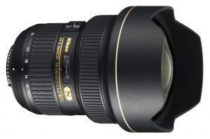 AF-S Nikkor 14-24mm f:2.8 G ED