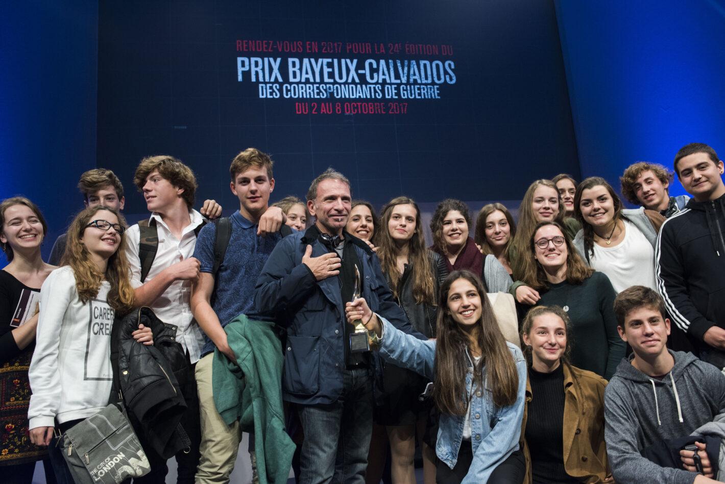 Prix Bayeux 2016 Yannis Behrakis Nikon