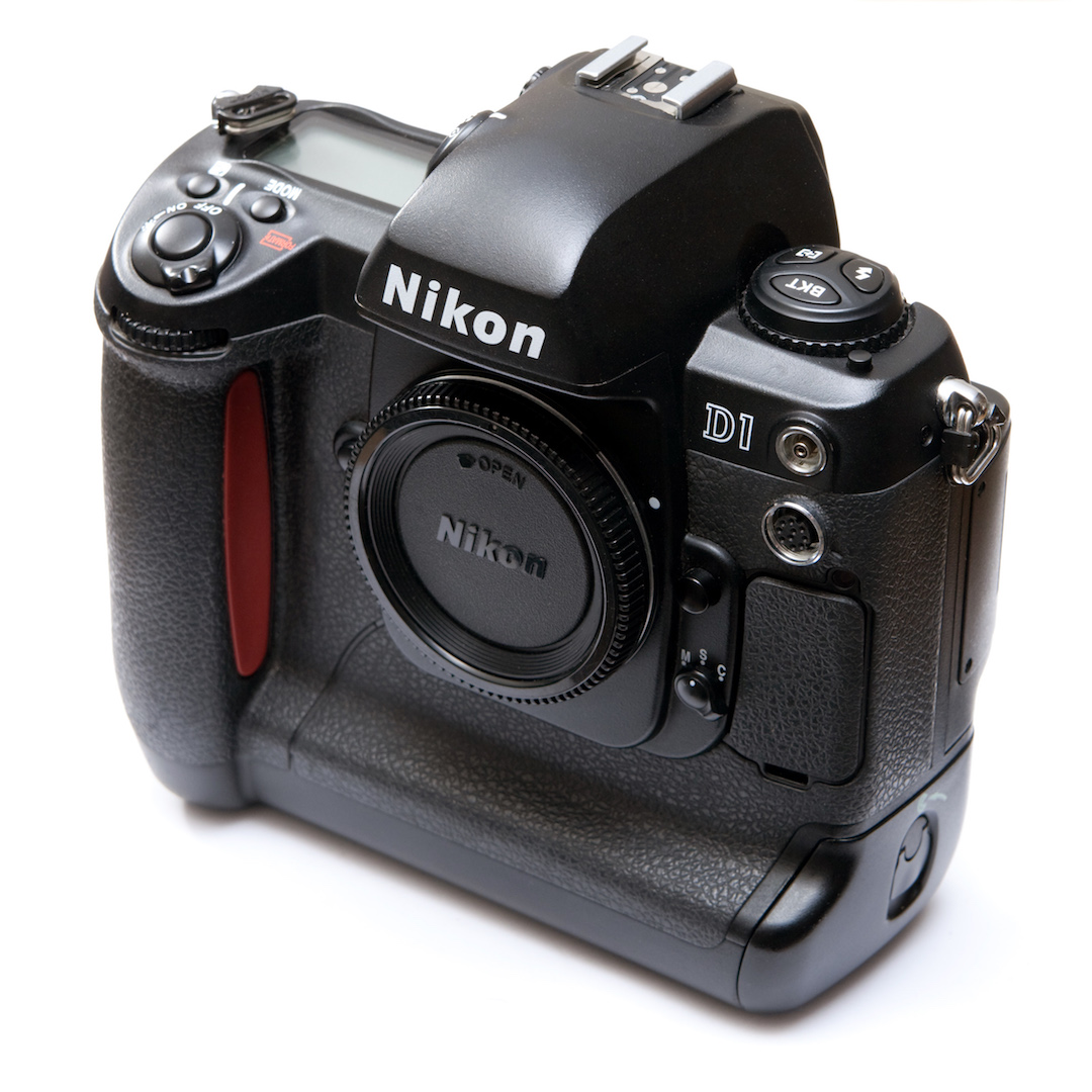 Boitiers Nikon D1