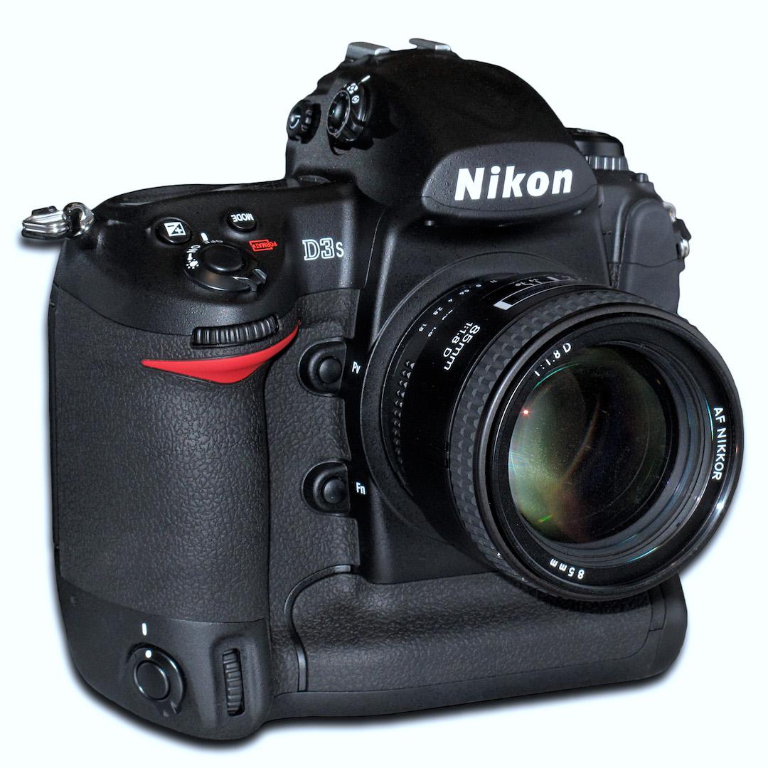 Boitiers Nikon D3S avec AF Nikkor 85mm f1.8 D