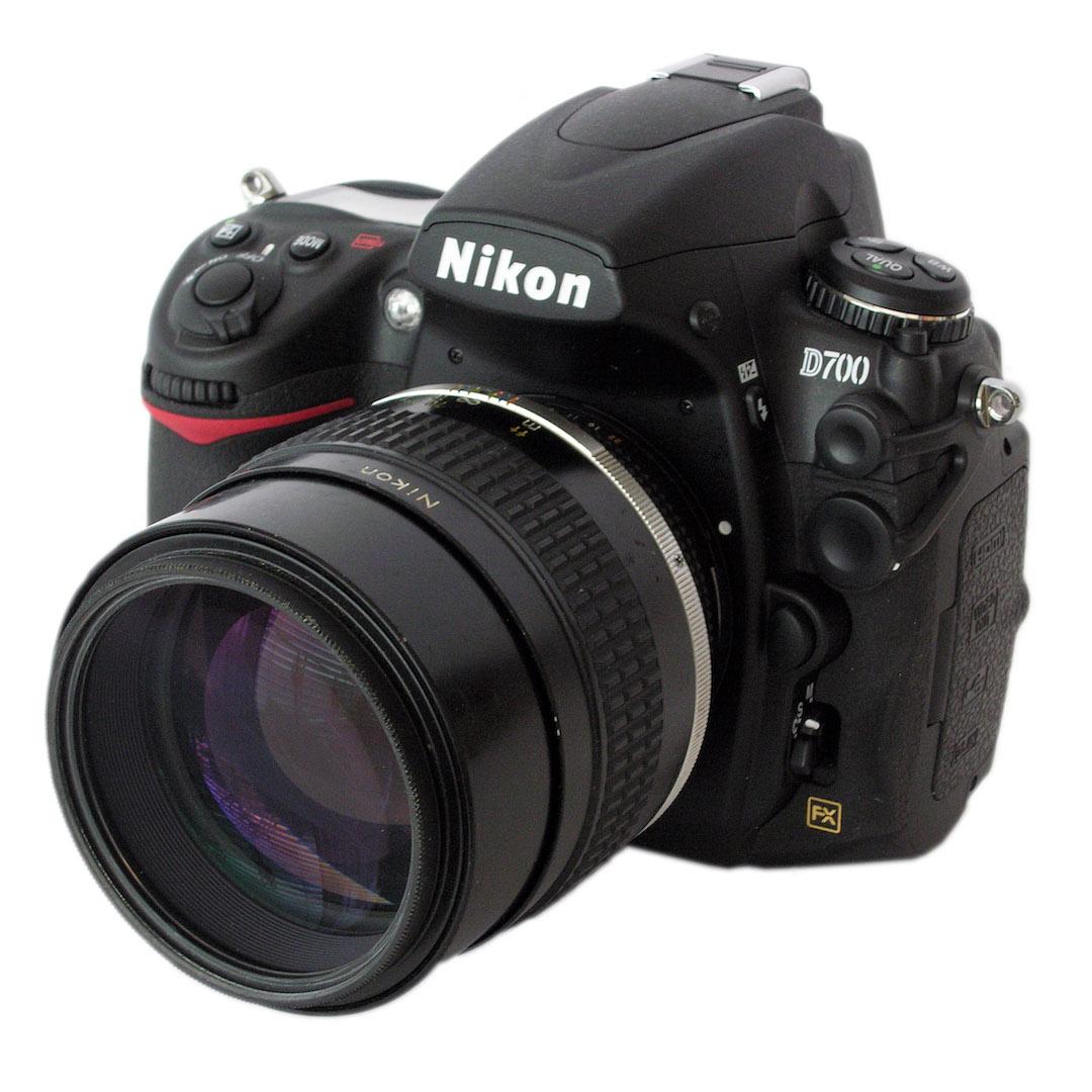 Boitiers Nikon D700