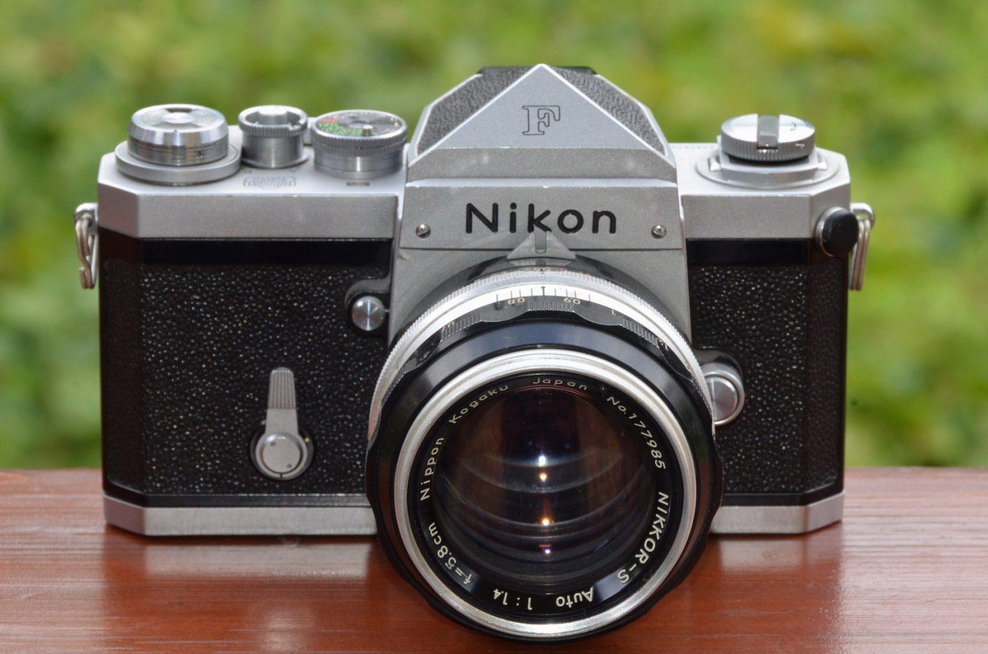 Boitiers Nikon F