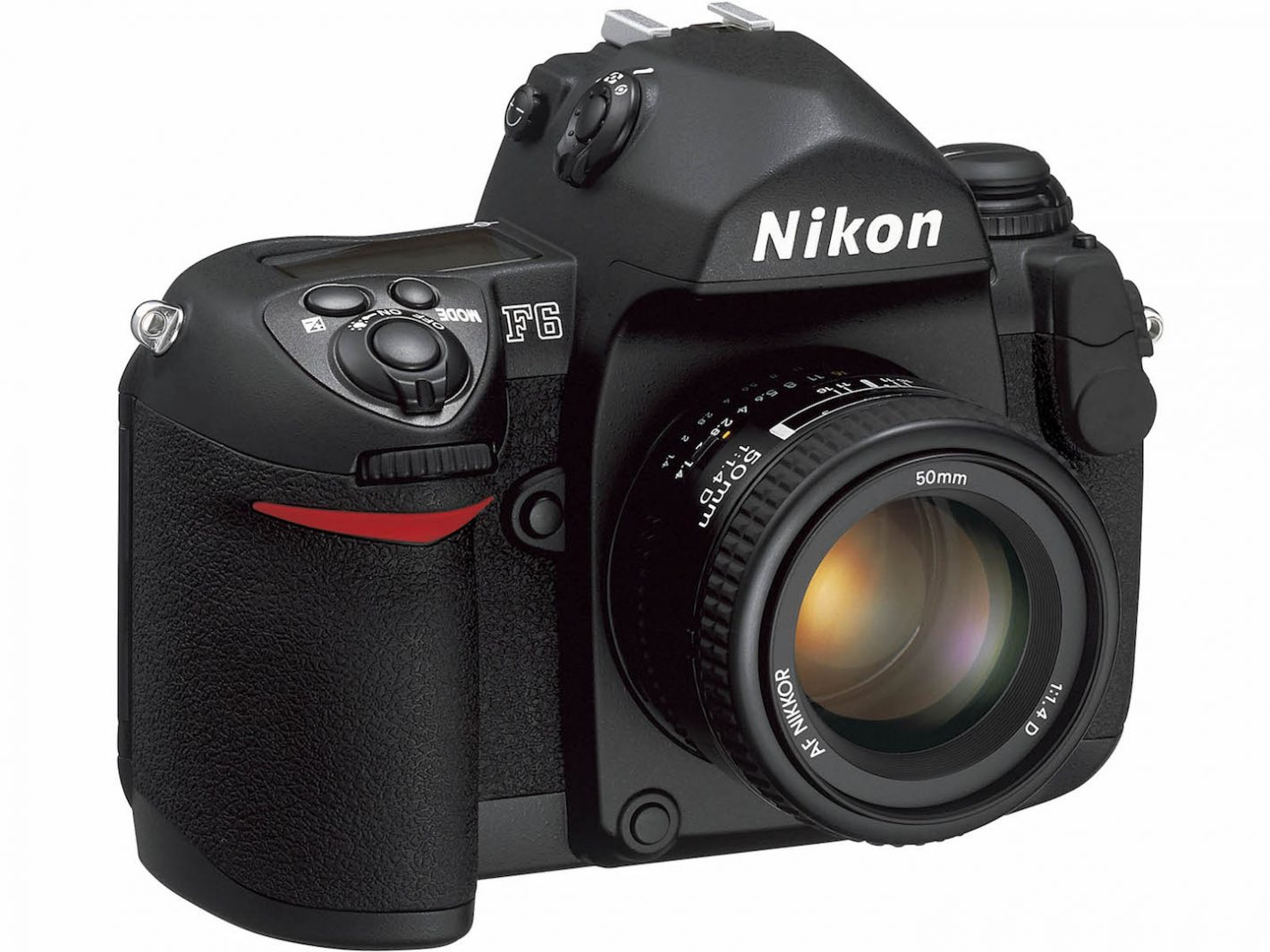 Boitiers Nikon F6 avec AF Nikkor 50mm 1.4 D