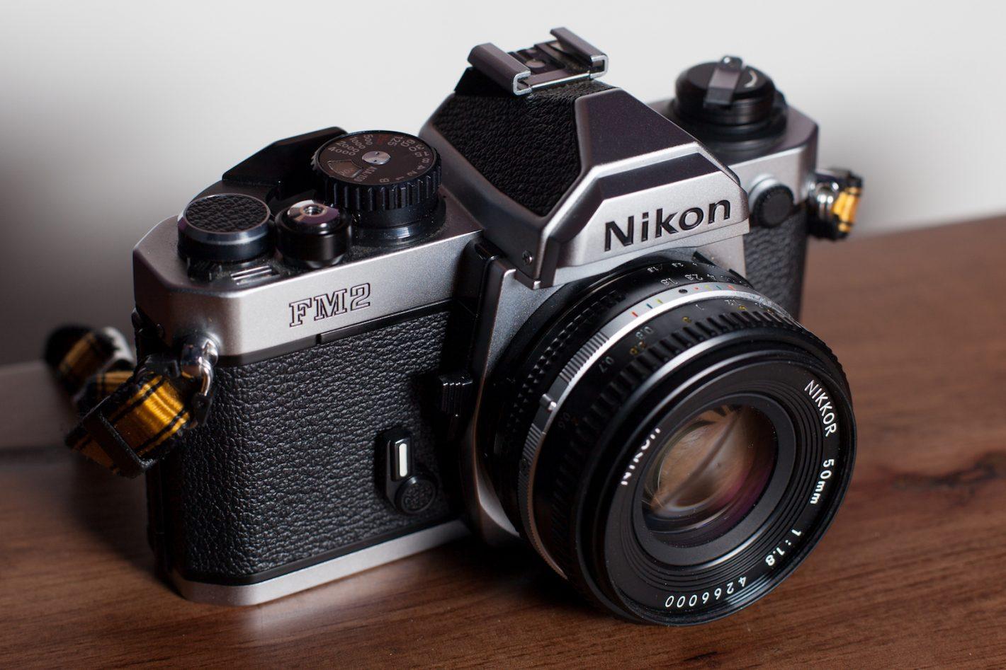 Boitiers Nikon FM2