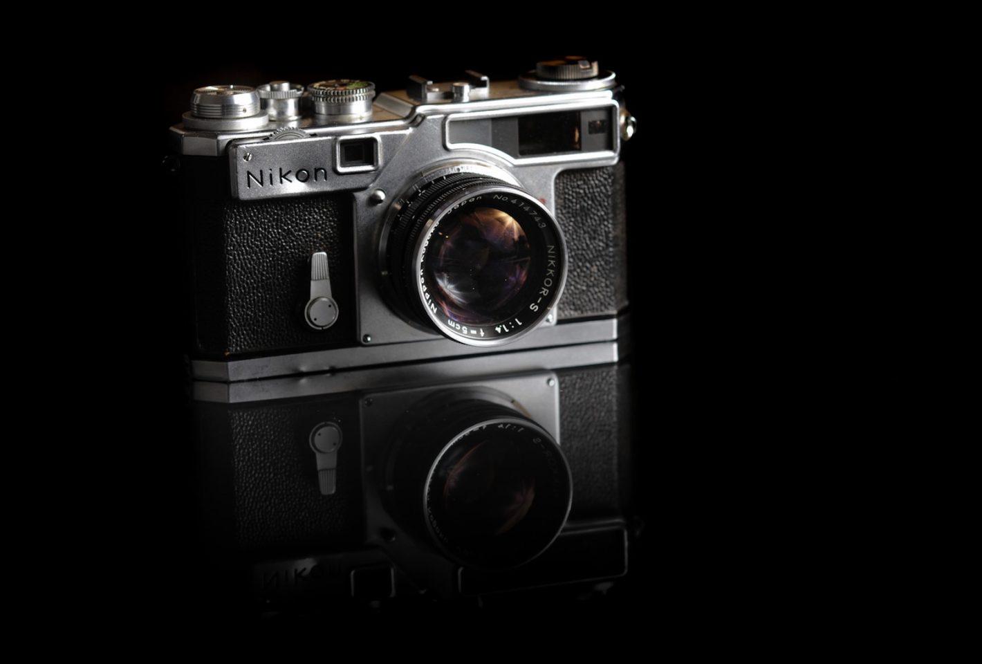 Boitiers Nikon SP Rangefinder