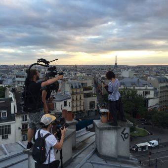 NIKKOR MotionGallery Paris je t'aime Stella Libert