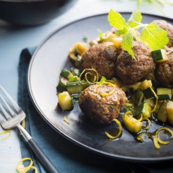 boulettes, nikon, photographie culinaire