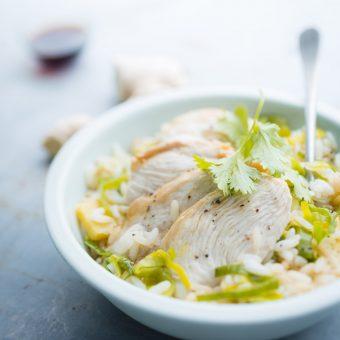 poulet, nikon, photographie culinaire