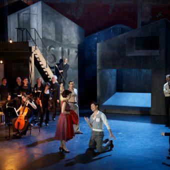 Théâtre Bouffes du Nord Nikon Juliette Parisot