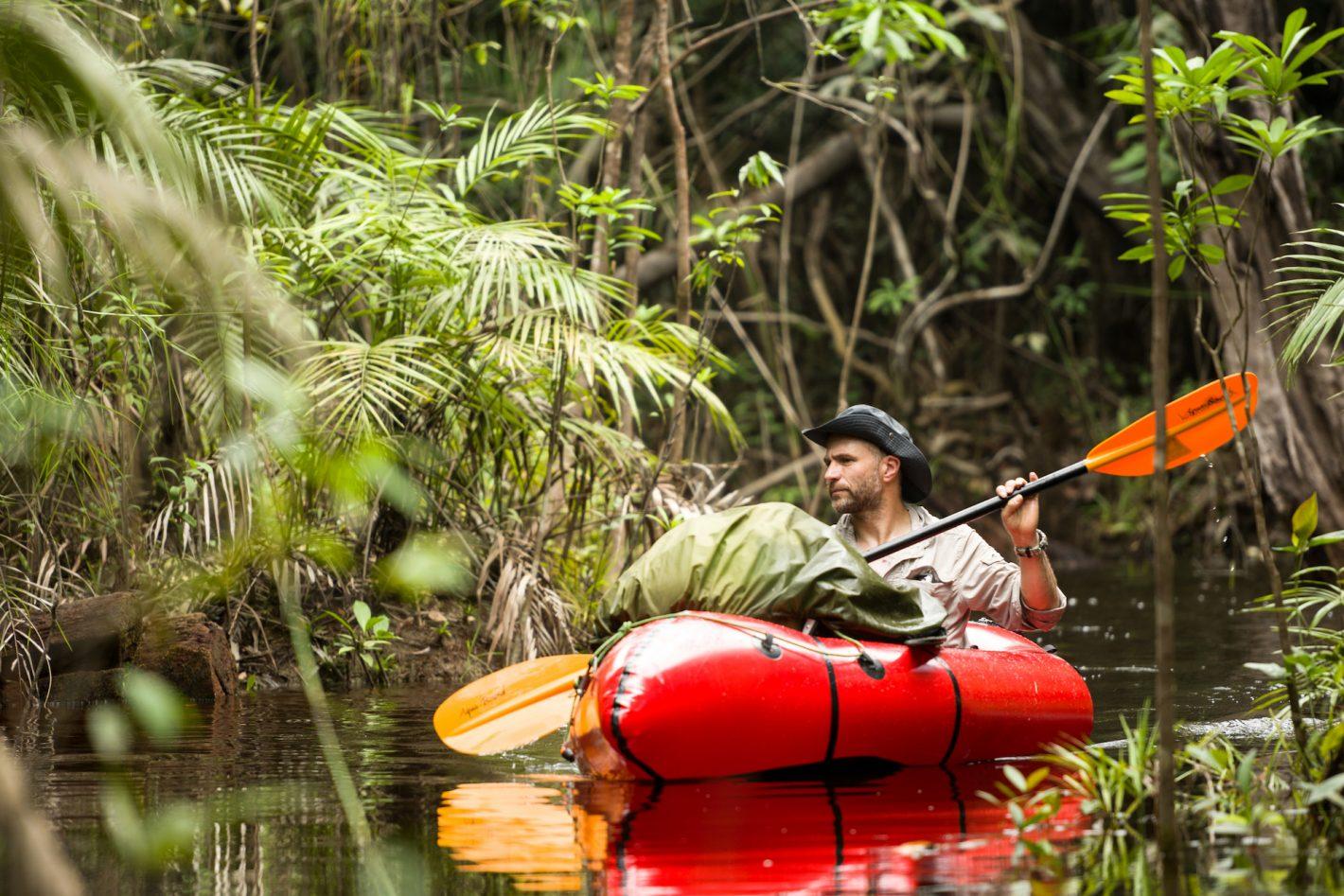 Expédition Adaptation : La forêt amazonienne (Brésil) par Lucas Santucci