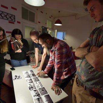 Retour en vidéo sur le workshop Nikon - Noor 2017 à Paris