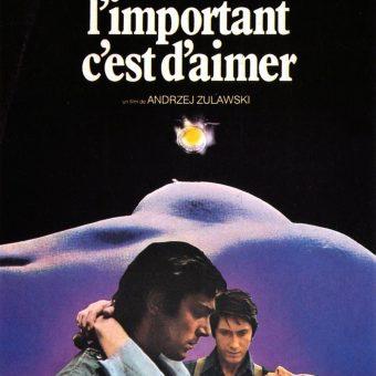 Films Cinema Nikon L'Important c'est d'aimer