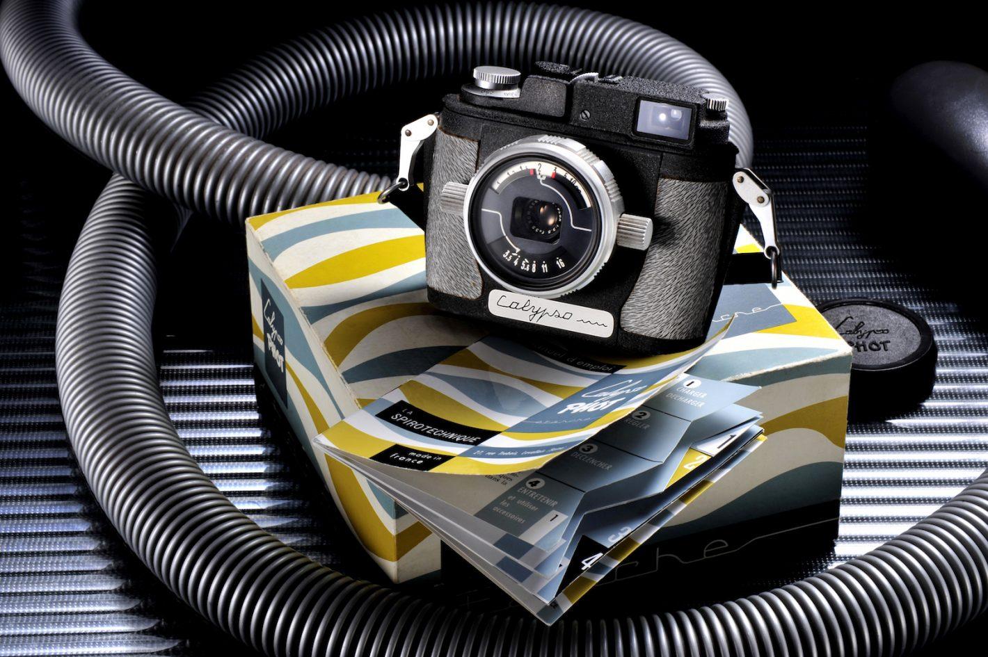 Nikonos Nikon Sous Marin Thierry Ravassod