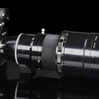 Collectionneur Thierry Ravassod Nikon F Sapporo