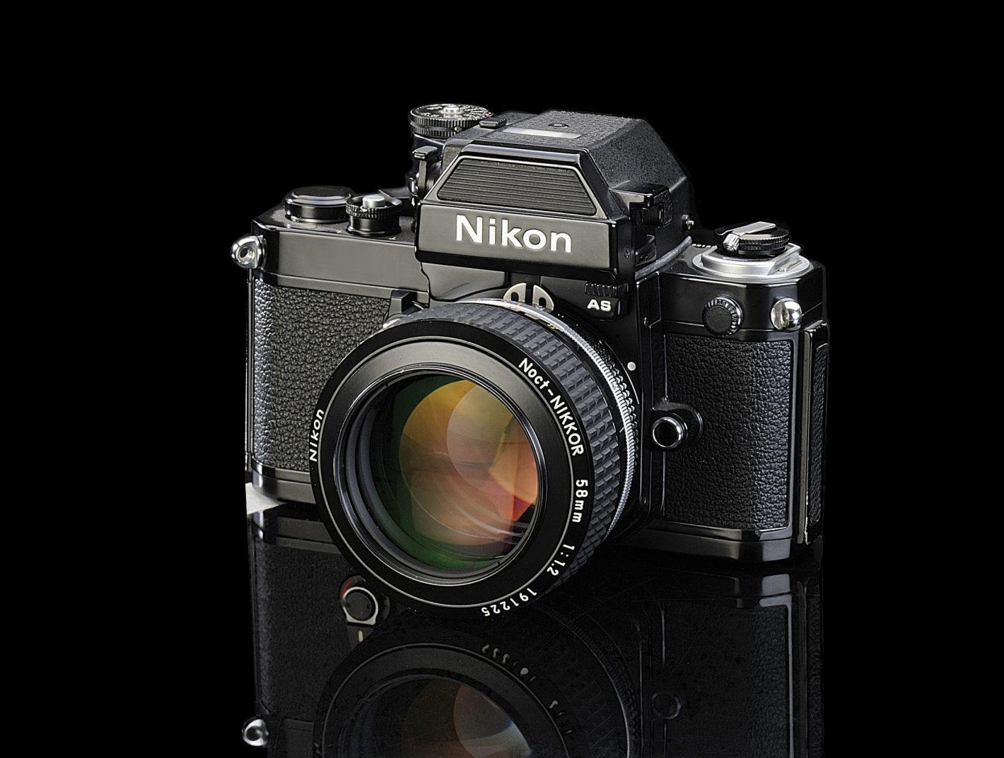 Collectionneur Thierry Ravassod Nikon Noct Nikkor