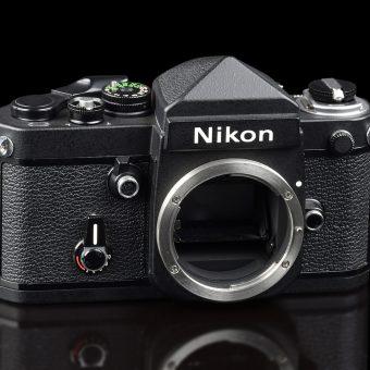 Collectionneur Thierry Ravassod Nikon Nikon F2 Titan
