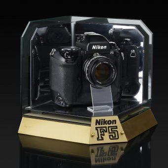 Collectionneur Thierry Ravassod Nikon F5