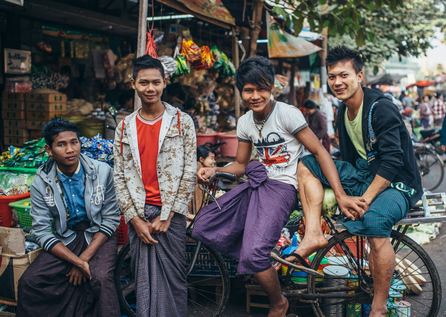 Sur les routes d'Asie avec Laurent Ponce : Myanmar
